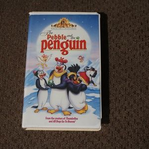 The Pebble and the Penguin VHS